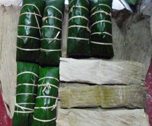 Bánh pẻng phạ đặc sản dân tộc Tày, Bắc Kạn