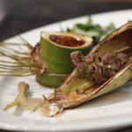 Bò nướng ống – đặc sản phố núi Pleiku