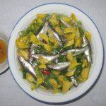Đặc sản mùa nước nổi – Canh chua cá linh bông điên điển
