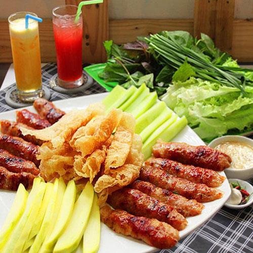Đi Ninh Hòa để ăn nem nướng