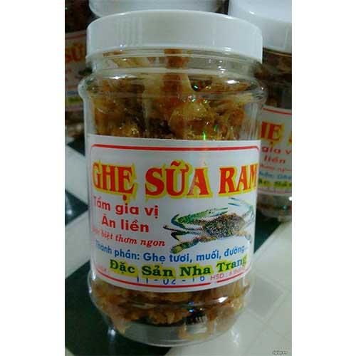 Ghẹ sữa rim đặc sản Đà Nẵng