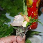 Hương vị của Đại ngàn – gỏi lá Kon Tum