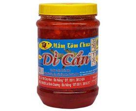 Mắm tôm chua Dì Cẩn đặc sản Đà Nẵng