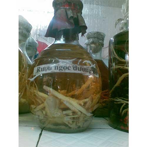 Rượu Ngọc Dương đặc sản Ninh Thuận