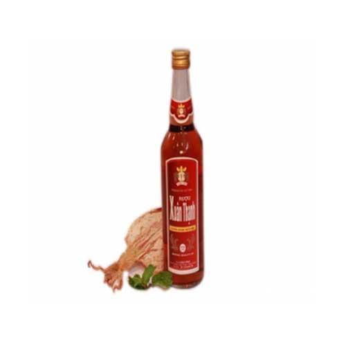 Rượu Xuân Thạnh đặc sản Trà Vinh
