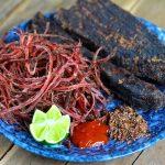 Thịt trâu gác bếp – Vị ngon của Tây Bắc