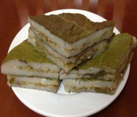 Mùa bánh trứng kiến Tuyên Quang