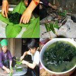 Người Thái ăn đặc sản sống trên đá