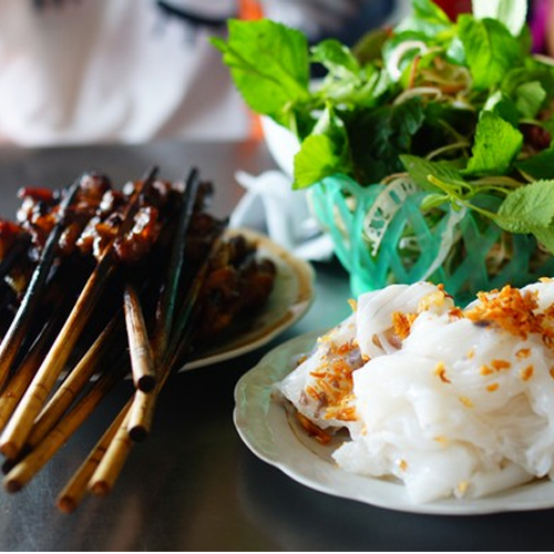 Những cung bậc riêng trong ẩm thực Hà Nam1