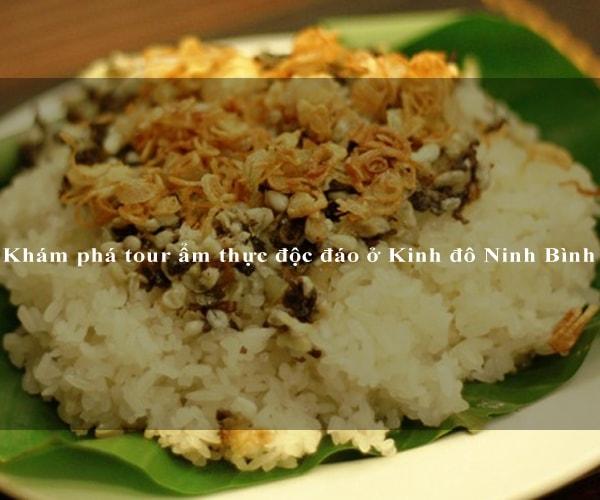 Khám phá tour ẩm thực độc đáo ở Kinh đô Ninh Bình 7