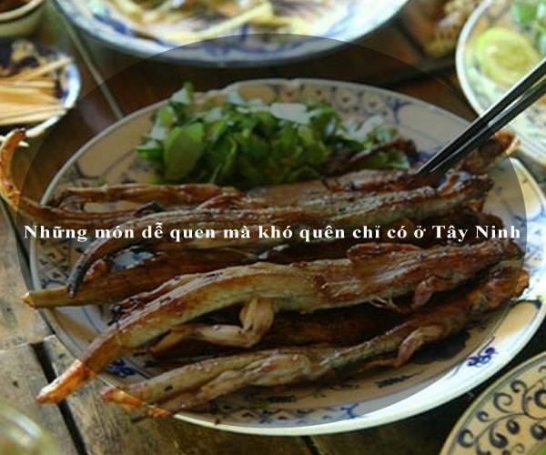 Những món dễ quen mà khó quên chỉ có ở Tây Ninh 6