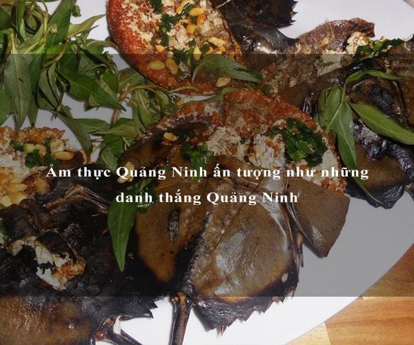Ẩm thực Quảng Ninh ấn tượng như những danh thắng Quảng Ninh 3
