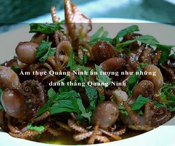 Ẩm thực Quảng Ninh ấn tượng như những danh thắng Quảng Ninh 5