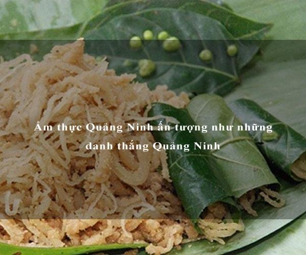 Ẩm thực Quảng Ninh ấn tượng như những danh thắng Quảng Ninh 8