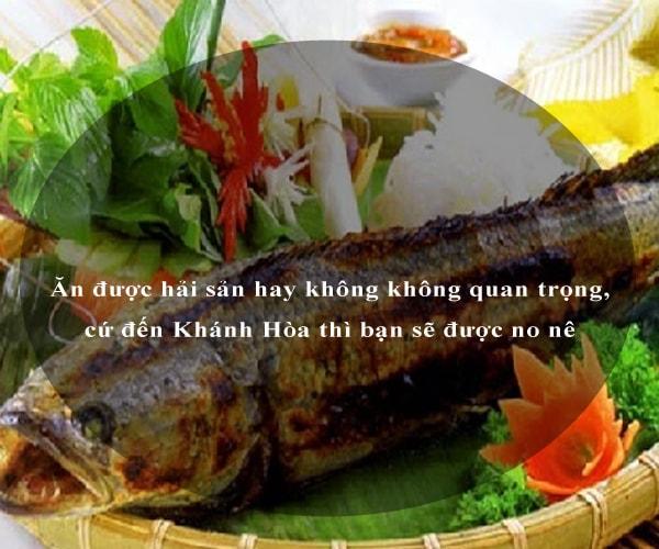 Ăn được hải sản hay không không quan trọng, cứ đến Khánh Hòa thì bạn sẽ được no nê 5