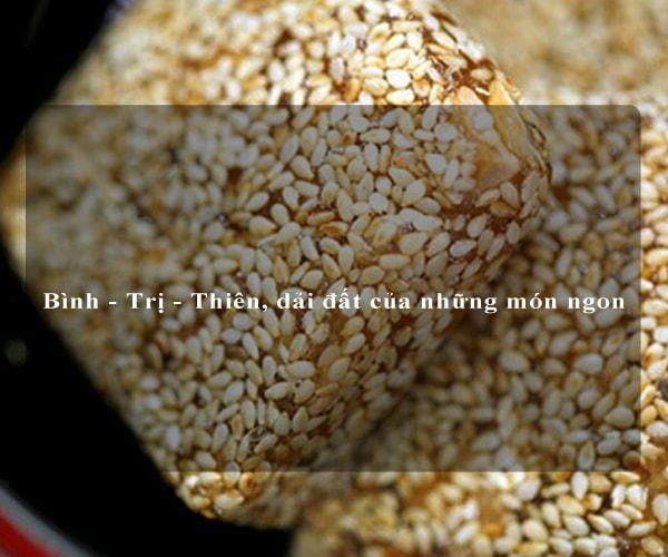 Bình - Trị - Thiên, dải đất của những món ngon 9