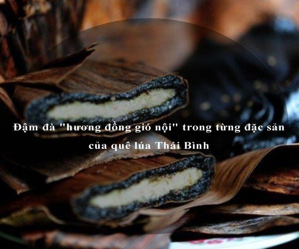 """Đậm đà """"hương đồng gió nội"""" trong từng đặc sản của quê lúa Thái Bình 2"""