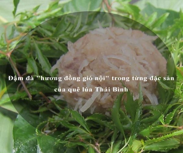 """Đậm đà """"hương đồng gió nội"""" trong từng đặc sản của quê lúa Thái Bình 6"""