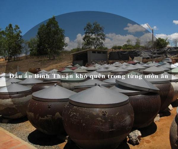 Dấu ấn Bình Thuận khó quên trong từng món ăn1