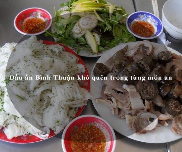 Dấu ấn Bình Thuận khó quên trong từng món ăn 6