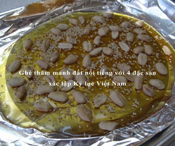 Ghé thăm mảnh đất nổi tiếng với 4 đặc sản xác lập Kỷ lục Việt Nam 3