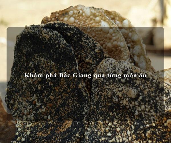 Khám phá Bắc Giang qua từng món ăn 1