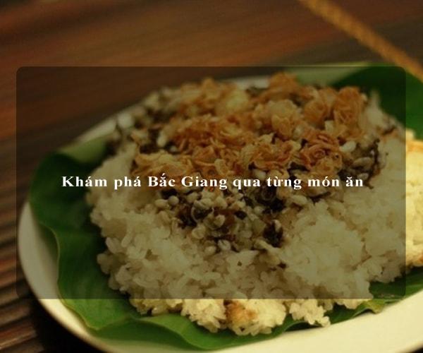 Khám phá Bắc Giang qua từng món ăn 6