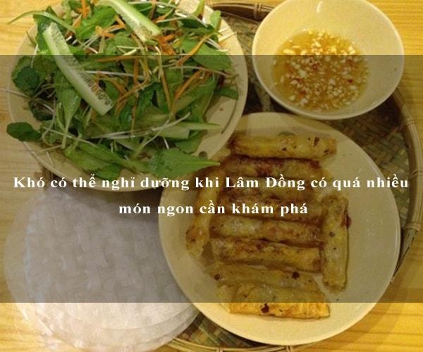 Khó có thể nghỉ dưỡng khi Lâm Đồng có quá nhiều món ngon cần khám phá 6