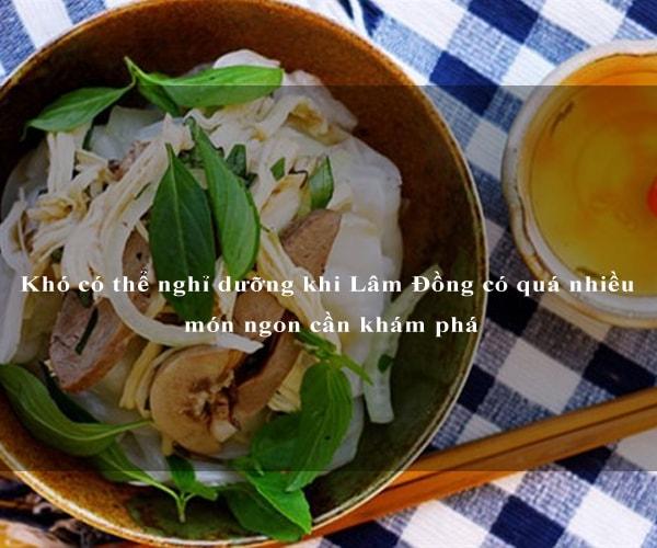 Khó có thể nghỉ dưỡng khi Lâm Đồng có quá nhiều món ngon cần khám phá 7