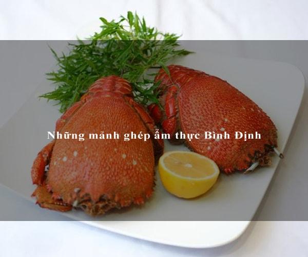 Những mảnh ghép ẩm thực Bình Định 1
