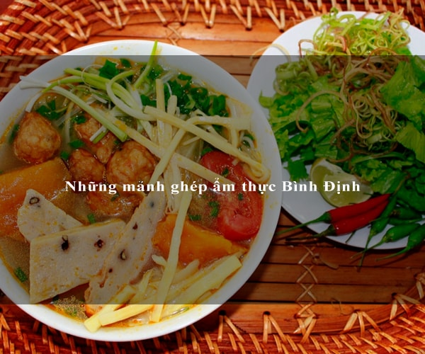 Những mảnh ghép ẩm thực Bình Định 3