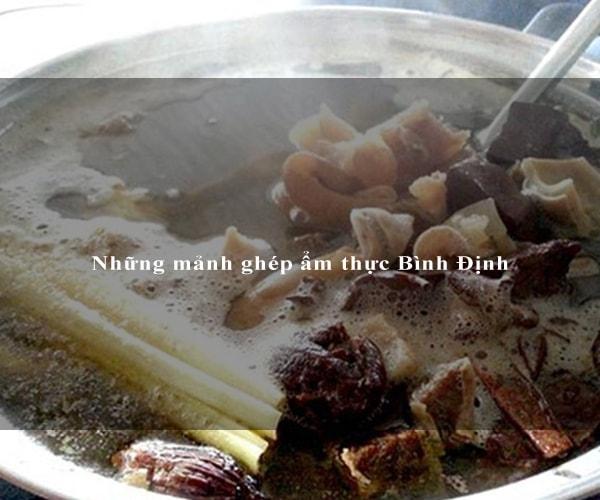 Những mảnh ghép ẩm thực Bình Định 4