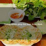 Những mảnh ghép ẩm thực Bình Định