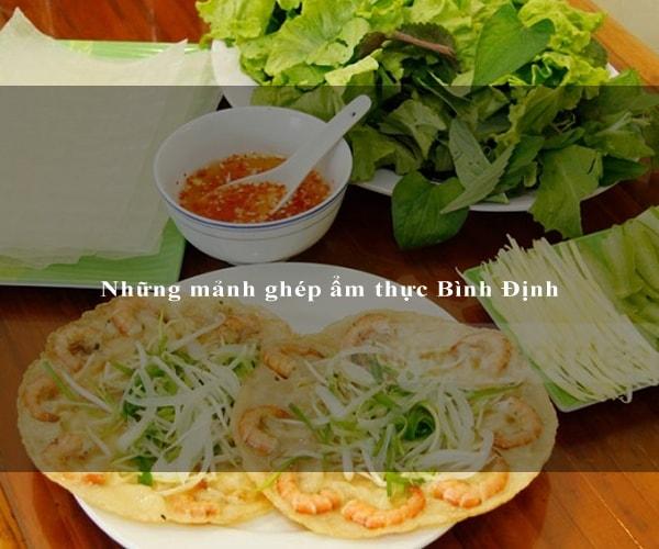 Những mảnh ghép ẩm thực Bình Định 6