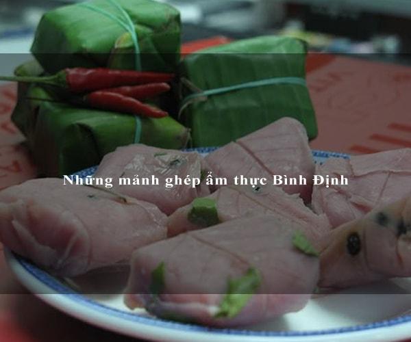 Những mảnh ghép ẩm thực Bình Định 7