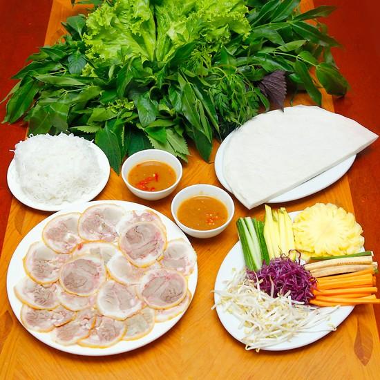 Bánh tráng phơi sương Trảng Bàng, Tây Ninh - Đặc Sản Việt Nam