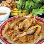 Gỏi cá Nam Ô đặc sản Đà Nẵng