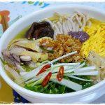 Bún thang- Nét đẹp ẩm thực Hà thành