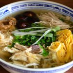 Cách nấu bún thang Hà Nội